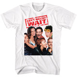 Can't Hardly Wait Poster White Adult T-Shirt