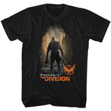 The Division Division Black Adult T-Shirt