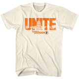 The Division Unite Natural Adult T-Shirt