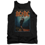 AC/DC Let There Be Rock Adult Tank Top T-Shirt Black