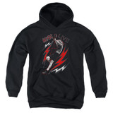 AC/DC Live Youth Pullover Hoodie Sweatshirt Black