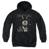AC/DC My Friends Youth Pullover Hoodie Sweatshirt Black