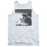 Billy Joel The Stranger Adult Tank Top T-Shirt White