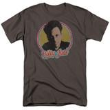 Billy Joel Billy Joel Adult 18/1 T-Shirt Charcoal