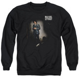 Billy Joel 52nd Street Adult Crewneck Sweatshirt Black
