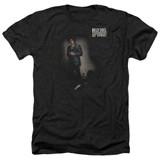 Billy Joel 52nd Street Adult Heather T-Shirt Black