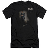 Billy Joel 52nd Street Adult 30/1 T-Shirt Black