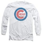 Cheap Trick Cheap Cub Adult Long Sleeve T-Shirt White