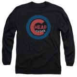 Cheap Trick Cheap Cub Adult Long Sleeve T-Shirt Black