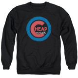 Cheap Trick Cheap Cub Adult Crewneck Sweatshirt Black