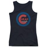 Cheap Trick Cheap Cub Junior Women's Tank Top T-Shirt Black