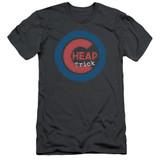 Cheap Trick Cheap Cub Adult 30/1 T-Shirt Charcoal