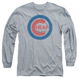 Cheap Trick Cheap Cub Adult Long Sleeve T-Shirt Athletic Heather