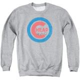 Cheap Trick Cheap Cub Adult Crewneck Sweatshirt Athletic Heather