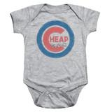 Cheap Trick Cheap Cub Baby Onesie T-Shirt Athletic Heather