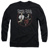 Cheap Trick Cheap Trick Adult Long Sleeve T-Shirt Black