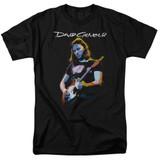 David Gilmour Guitar Gilmour Adult 18/1 T-Shirt Black