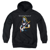 David Gilmour Guitar Gilmour Youth Pullover Hoodie Sweatshirt Black