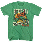 Masters Of The Universe Eternia Battle Cats Kelly Heather T-Shirt