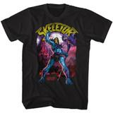 Masters Of The Universe Skeletor Black T-Shirt