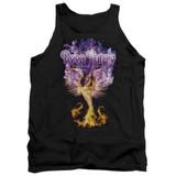 Deep Purple Phoenix Rising Adult Tank Top T-Shirt Black