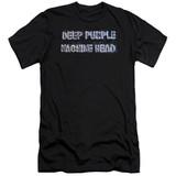 Deep Purple Machine Head Adult 30/1 T-Shirt Black