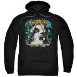 Def Leppard Hysteria Adult Pullover Hoodie Sweatshirt Black