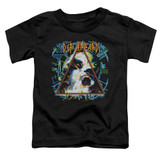 Def Leppard Hysteria Toddler T-Shirt Black