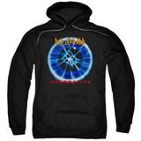 Def Leppard Adrenalize Adult Pullover Hoodie Sweatshirt Black