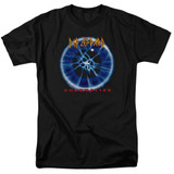 Def Leppard Adrenalize Adult 18/1 T-Shirt Black