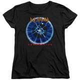 Def Leppard Adrenalize Women's T-Shirt Black