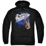 Dokken Tooth And Nail Adult Pullover Hoodie Black