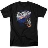 Dokken Tooth And Nail Adult 18/1 T-Shirt Black