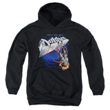 Dokken Tooth And Nail Youth Pullover Hoodie Sweatshirt Black