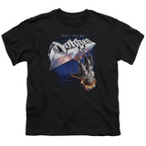 Dokken Tooth And Nail Youth T-Shirt Black