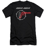 Duran Duran A View HBO Adult 30/1 T-Shirt Black