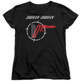 Duran Duran A View Women's T-Shirt Black