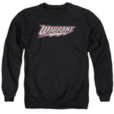 Warrant Warrant Logo Adult Crewneck Sweatshirt Black