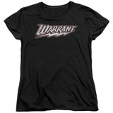 Warrant Warrant Logo S/S Women's T-Shirt Black