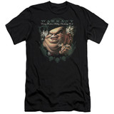 Warrant Stinking Rich Premium S/S Adult 30/1 T-Shirt Black