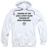 Cypress Hill Still Blow Adult Pullover Hoodie Sweatshirt White