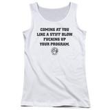 Cypress Hill Still Blow Junior Women's Tank Top T-Shirt White