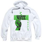 Cypress Hill Inhale Exhale Adult Pullover Hoodie Sweatshirt White