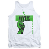 Cypress Hill Inhale Exhale Adult Tank Top T-Shirt White