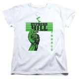 Cypress Hill Inhale Exhale Women's T-Shirt White
