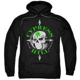 Cypress Hill Skull And Arrows Adult Pullover Hoodie Sweatshirt Black