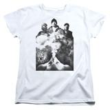 Cypress Hill Monochrome Smoke Women's T-Shirt White