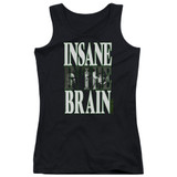 Cypress Hill Insane In The Brain Junior Women's Tank Top T-Shirt Black