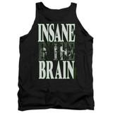 Cypress Hill Insane In The Brain Adult Tank Top T-Shirt Black