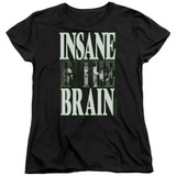 Cypress Hill Insane In The Brain Women's T-Shirt Black